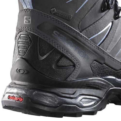 Salomon X Ultra Trek GTX - Chaussures Femme - gris sur campz.fr ! Clairance Site Officiel Vente La Vente En Ligne Acheter Pas Cher Footaction M1vsQU